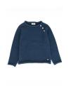 Jersey Ma Petite Lola moda infantil azul