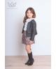 Falda anima print  Ma Petite Lola moda infantil
