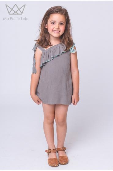 Vestido asimétrico Menorca Ma Petite Lola