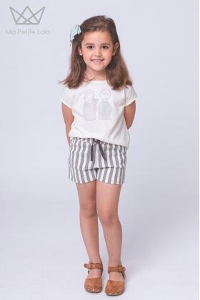 Short Menorca niña