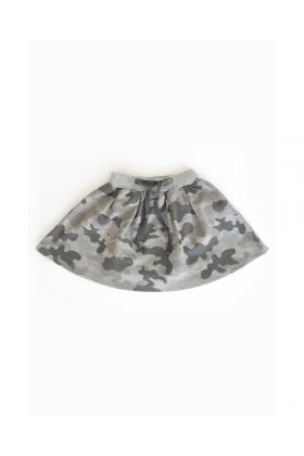 NATURE Falda GRIS camuflaje
