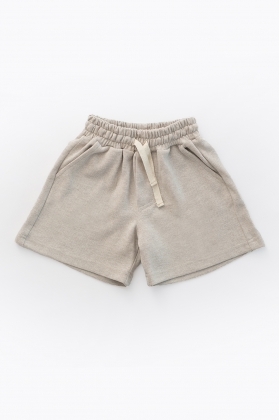 NATURE Short niña BEIGE