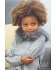 Sudadera de punto con capucha Ma Petite Lola