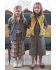 Pantalón culotte cuadros Max, Ma Petite Lola moda infantil