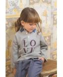 Sudadera Love Ma Petite Lola