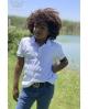 Cinturón infantil NEGRO logo PLATA Ma Petite Lola