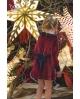 Vestido terciopelo Kale  Ma Petite Lola, moda infantil