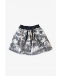 Falda camuflaje para niñas de Ma Petit Lona, marca moda infantil