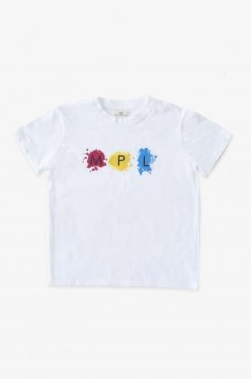 VESPA camiseta acuarelas unisex