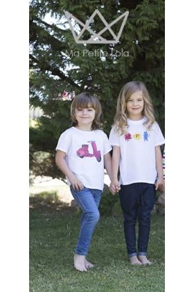 Camiseta acuarelas unisex