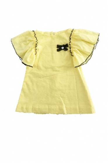 MACARET Vestido macaret niña