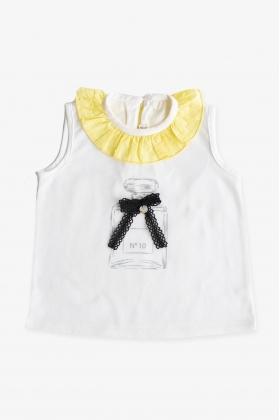 Camiseta Parfum niña