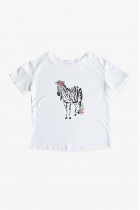 Camiseta Cebra mamá