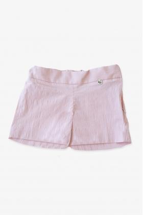 Short rosa niña