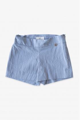 Short azul niña