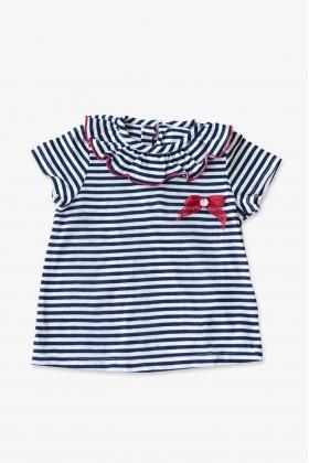 Camiseta Rayas niña
