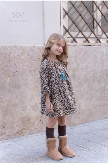 Vestido Selva niña
