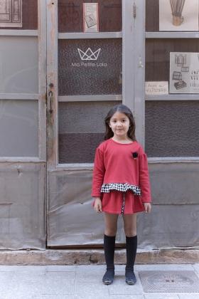 Falda Baya niña
