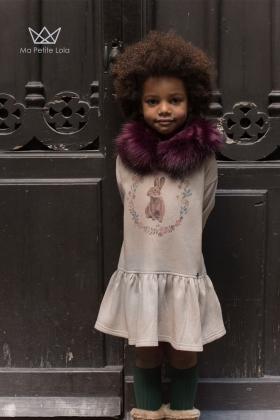 Vestido Rabbit niña
