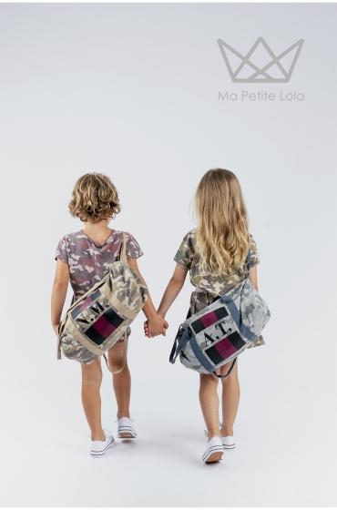 Bolso personalizado con iniciales Ma Petite Lola