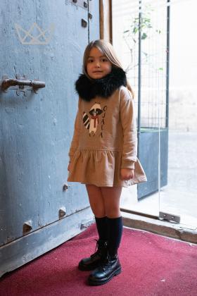 Vestido Mapache