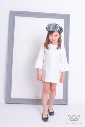 Vestido blanco AMALFI