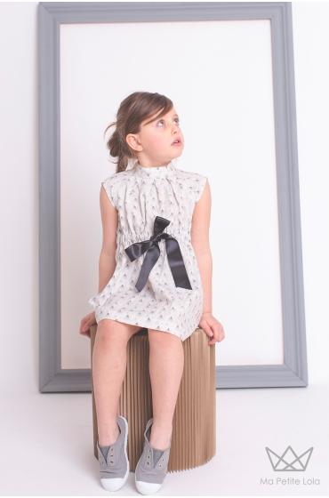 Vestido niña Ma Petite Lola moda infantil SCALA