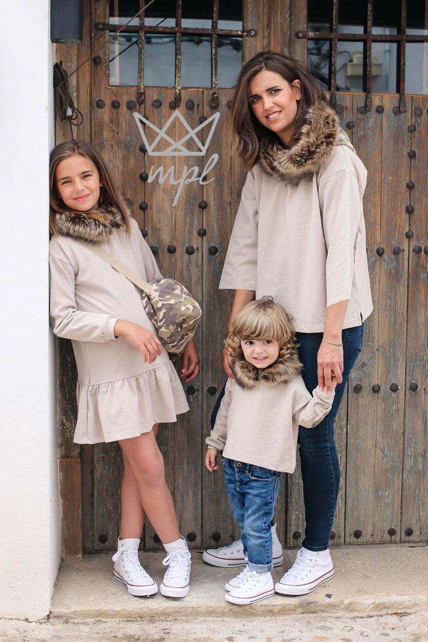 495d08698 NATURE colección de moda infantil sostenible by Ma Petite Lola ...