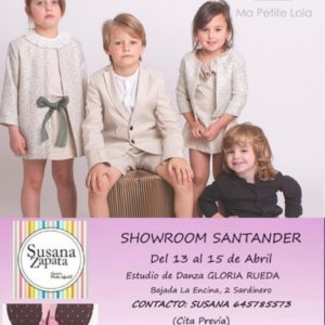 Showroom moda infantil, Ma Petite Lola, Nueva marca moda infantil, Made in Spain