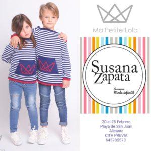Showroom moda infantil, Ma petite Lola, Marca ropa infantil