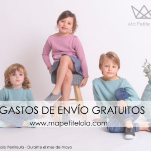 Marca de moda infantil, Ropa infantil, Made in Spain, Kids Wear