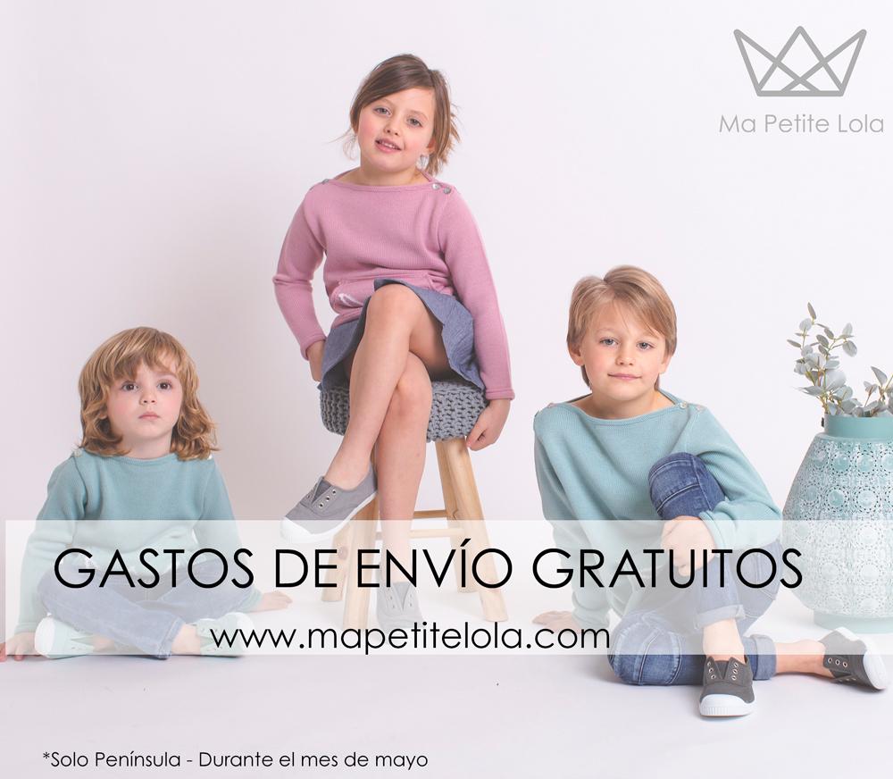 Marca de moda infantil, Ropa infantil, Made in Spain, Kids Wear