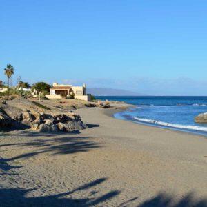 Playa Piedra Villazar Mojacar