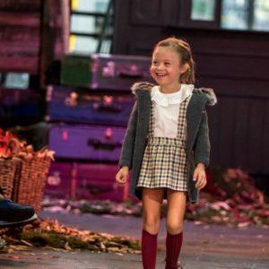 Ma Petite Lola, marca de moda infantil, desfile CharHadas