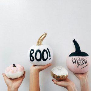 calabazas originales para Halloween