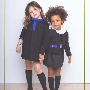 Feliz 2019, Ma Petite Lola, marca moda infantil, made in Spain