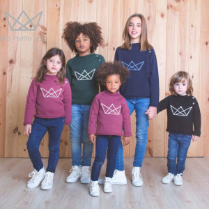 Ma Petite Lola, marca de moda infantil, made in Spain
