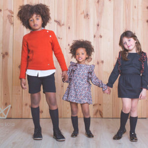 Ma Petite Lola, marca de moda infantil, made in Spain, 1