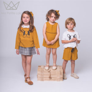 Ma Petite Lola, moda infantil, Mini me, vestir a juego, 4