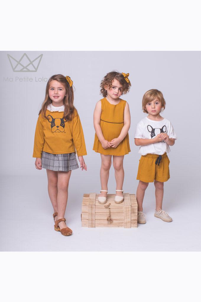 Ma Petite Lola, moda infantil, Mini me, vestir a juego, 2