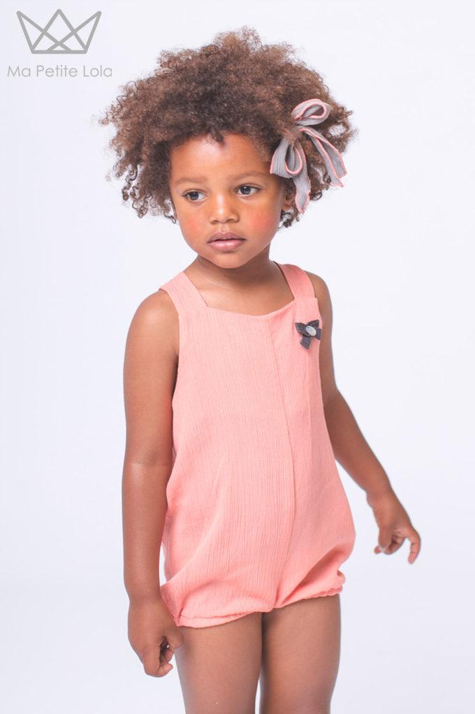 MONO CORAL moda infantil, Ma Petite Lola