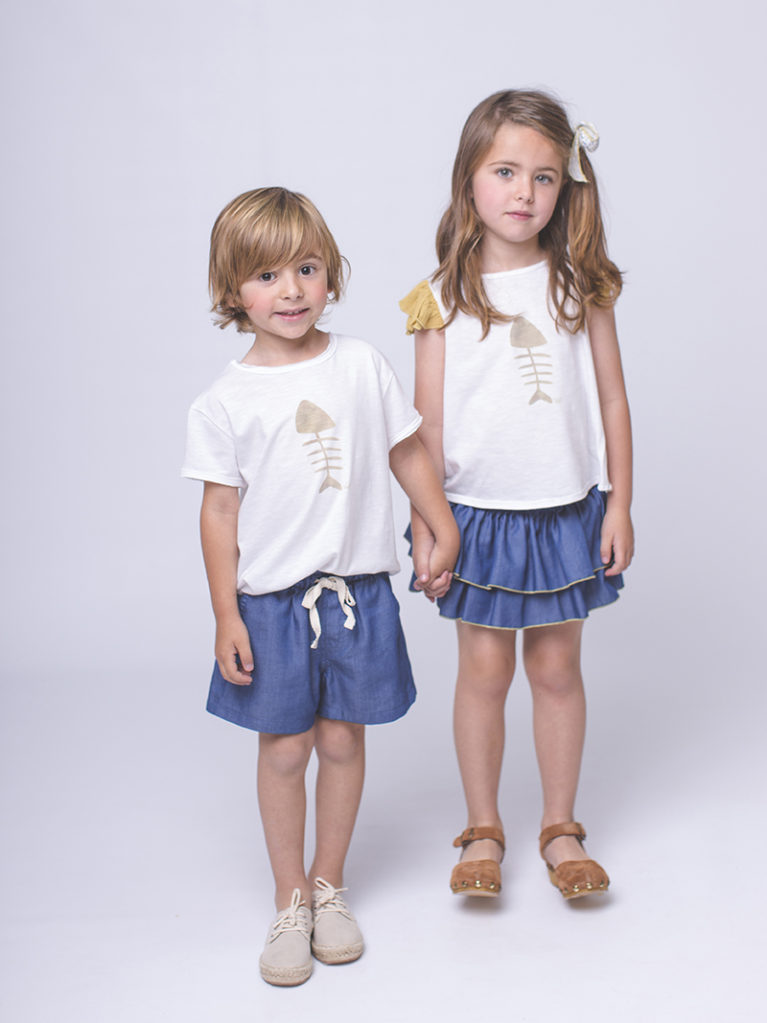 Ma Petite Lola, marca moda infantil, kids wear