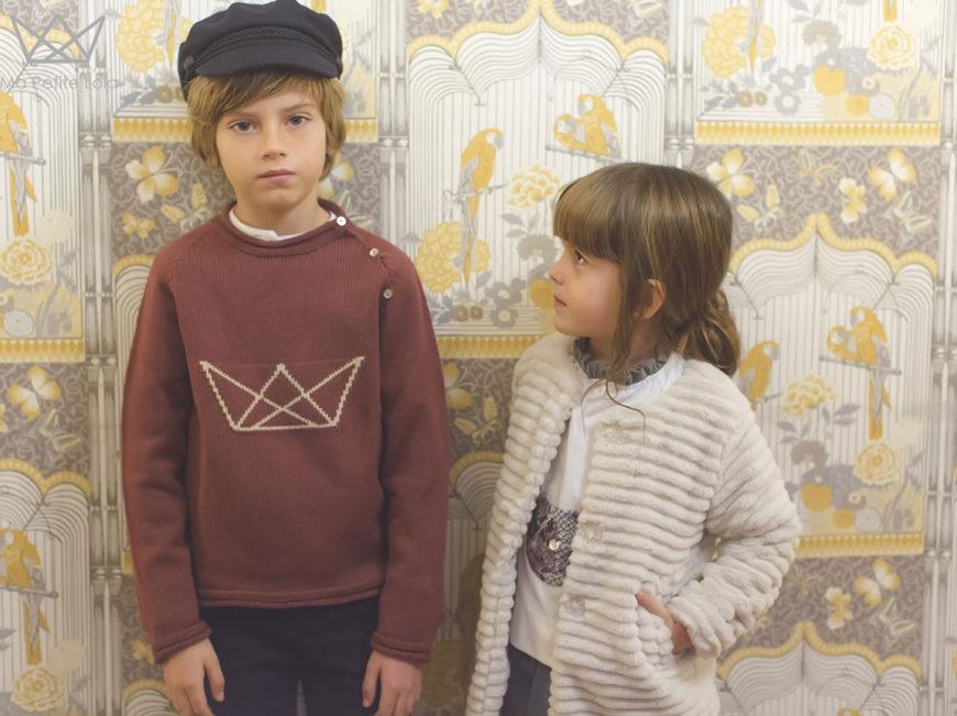 Marca moda infantil, Ma Petite Lola, marca ropa infantil, animal print, 1