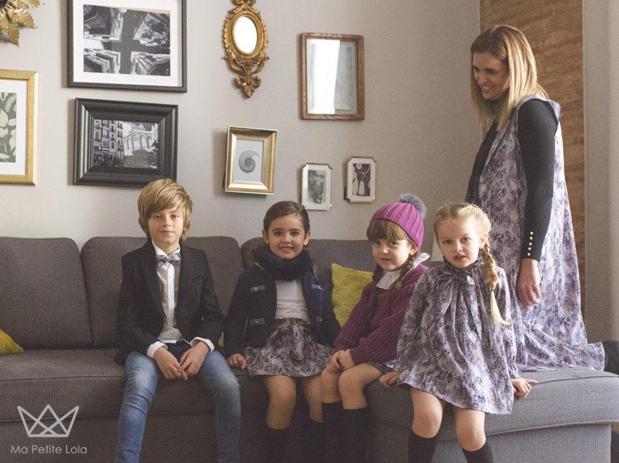 Marca moda infantil, Ma Petite Lola, marca ropa infantil, animal print, 2