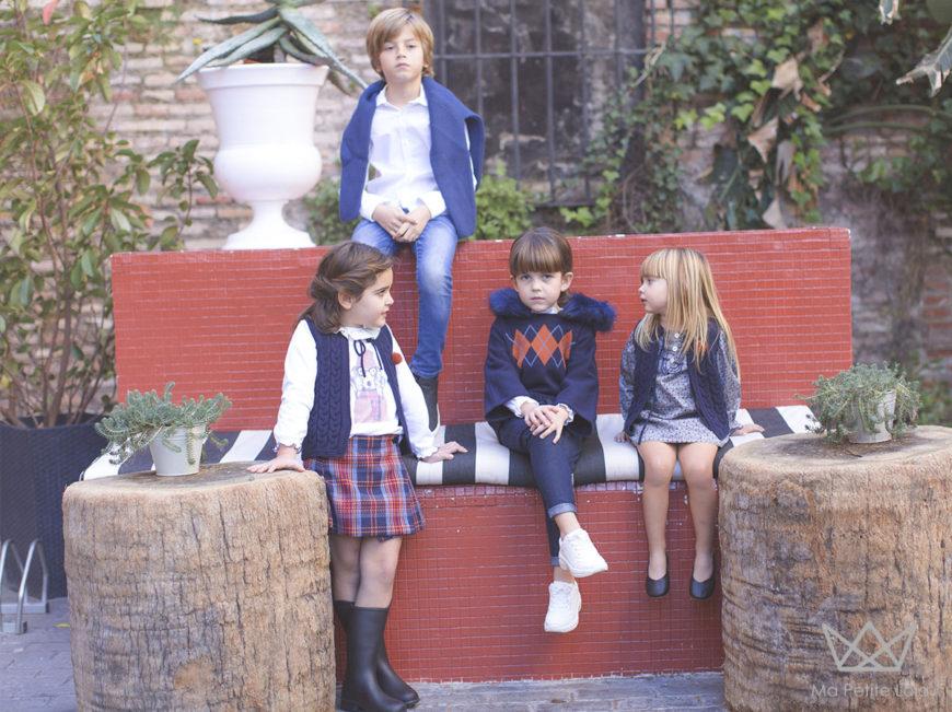 Moda Infantil, Ma Petite Lola, kids wear, university, 1