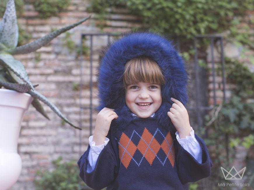 Moda Infantil, Ma Petite Lola, kids wear, university, 3