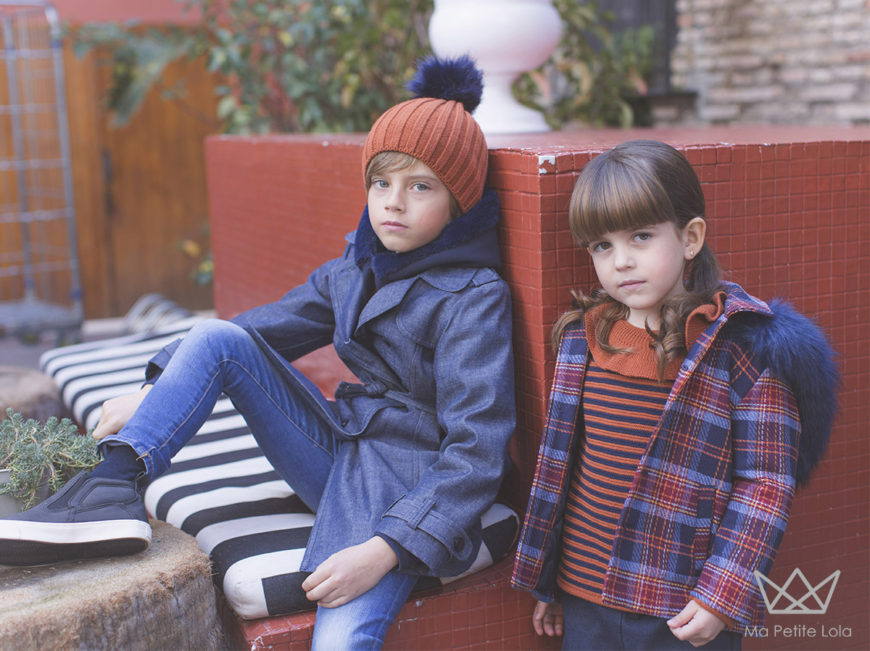 Moda Infantil, Ma Petite Lola, kids wear, university, 2