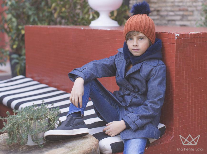 Moda Infantil, Ma Petite Lola, kids wear, university, 5
