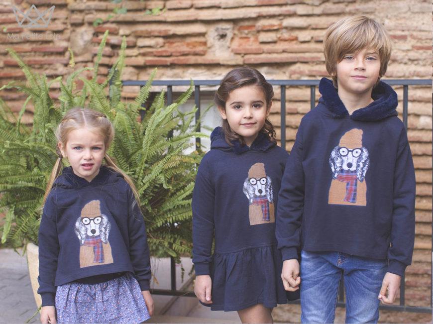 Moda Infantil, Ma Petite Lola, kids wear, university, 6