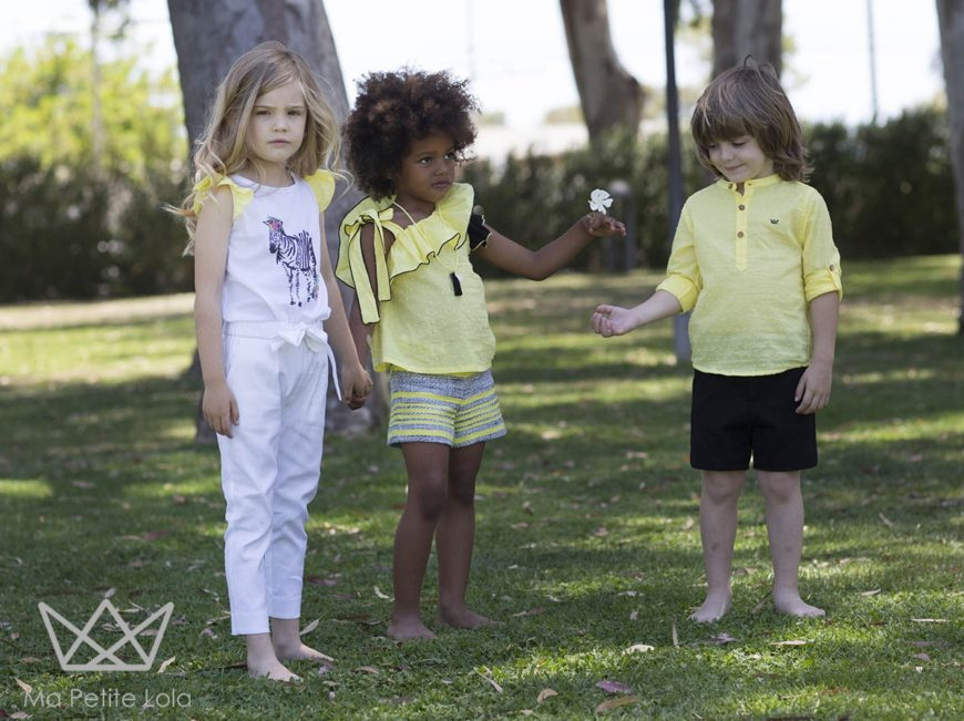 Ma Petite Lola, moda infantil, MACARET, 2